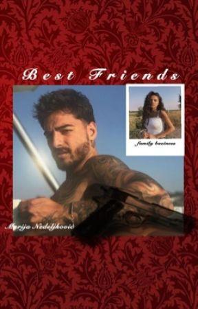 Best friends ♾ I DEO | ZAVRSENA by MarijaNedeljkovic