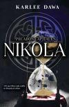Nikola [Pecados Capitales] #2  cover
