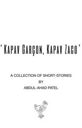 Kapav Garçon, Kapav Zaco by AbdulAhadPatel
