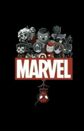 MARVEL SQUAD 。 by marvelinq