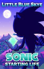 Sonic - Starting Life od LittleBlueskye