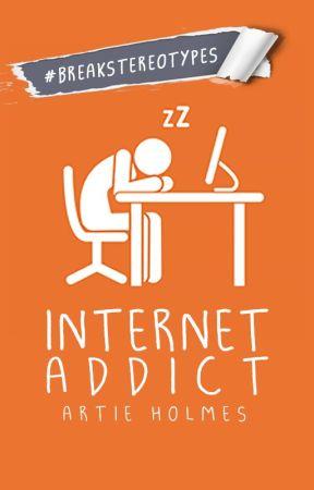 Internet Addict by ArtiePants