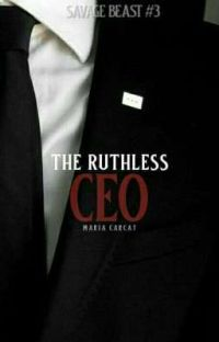 The Ruthless CEO (Savage Beast #4) cover
