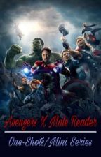 Avengers X Male Reader by CristianJamesGonzale