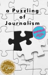a Puzzling of Journalism cover