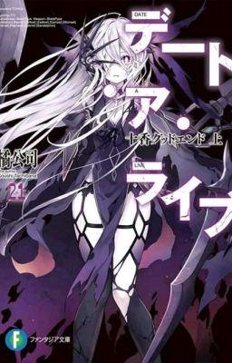 Đọc truyện Ảnh Minh Họa Light Novel Date A Live