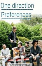 One direction Preferences  by Hazellove132