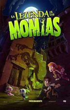 Guión alternativo de La Leyenda de Las Momias de Guanajuato by JoseRoberto1207