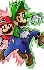 Mario and Luigi reaction to ships Aw Shit here we go again addition. by AJ7866