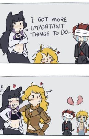 to die for (Blake x Yang) by ldkhowtolife345
