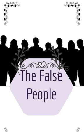 The False People by TheSoCalledPerson