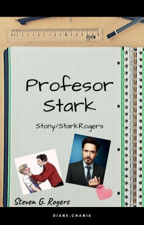 Profesor Stark by Diane-chan16