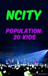 NCiTy   Population: 20 Kids by Scarlet-Periwinkle