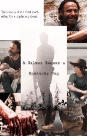 A Galway runner and a Kentucky cop: Rick Grimes by DevilsMischief