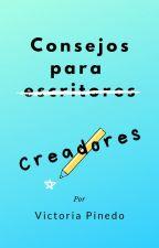 Consejos para creadores by Pages23_pin