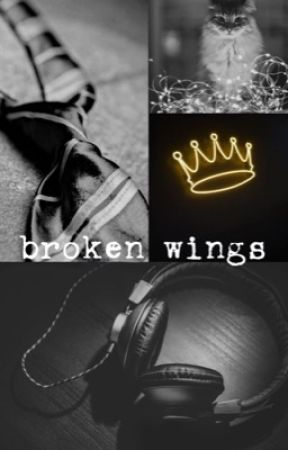 Broken Wings (Prinxiety) by loganlylogical