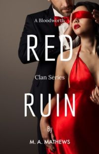Red Ruin {Book One} ✔️ (CURRENTLY EDITING) cover