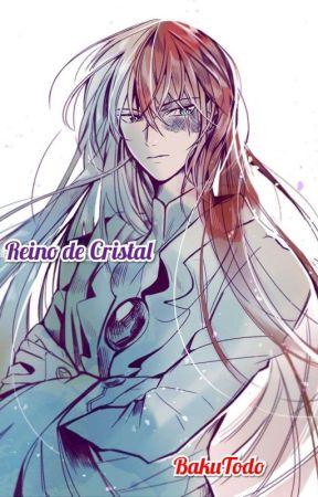 Reino de Cristal ❄️💥 [BakuTodo] by Kaguya171310