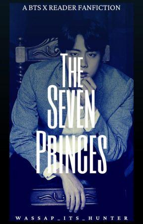 The Seven Princes || A BTS FAN FIC || BTS X READER (ON HIATUS)  by wassap_its_hunter
