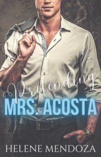 Pretending Mrs. Acosta (COMPLETE) cover