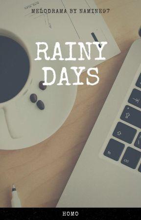 Rainy Days - YoonKook by Namine97