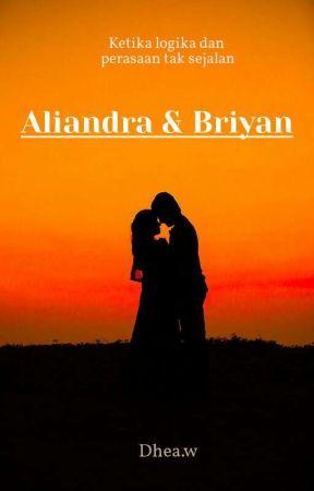 Aliandra & briyan by DheaWiyanda
