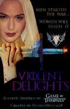 Violent Delights - Robb Stark by Artful_Becca