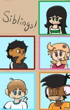 Siblings! by BzetiWrites