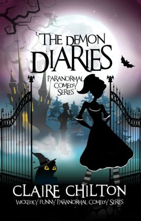 The Demon Diaries by clairechilton