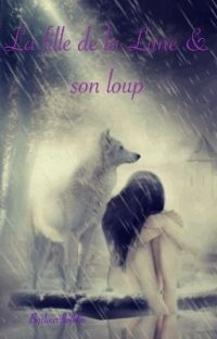 La fille de la Lune et son loup cover