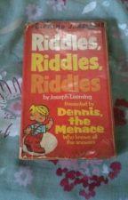 Riddles, Riddles, Riddles by eireneirene