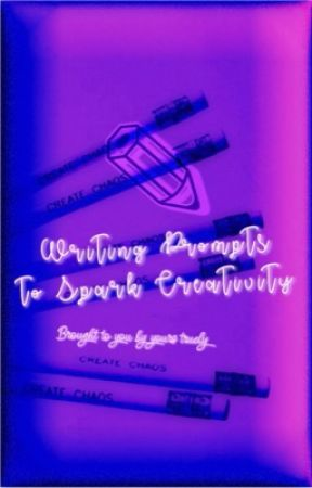 Writing Prompts To Spark Creativity! { MOVED } by Ghost_Vibes