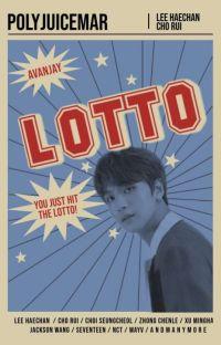 ✓ lotto 1.0, haechan. cover