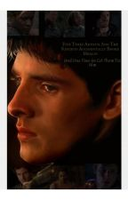 5 Times Arthur And The Knights  Broke Merlin And The 1 Time He Let Them Fix Him by AslansDefender
