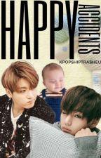 Happy Accidents {Taekook} by Kpopshiptrasheu