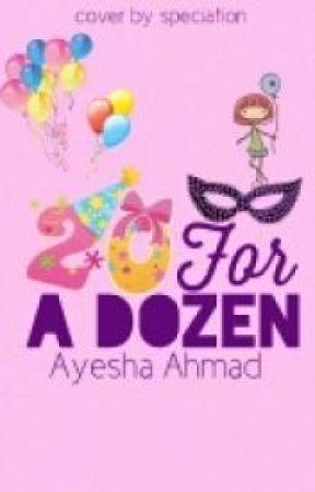 Twenty For A Dozen by BehindTheNiqab