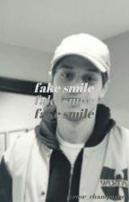 fake smile // pete davidson by rose_champagne