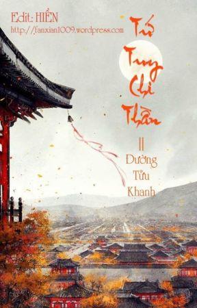 [ĐM] Tứ Tuy Chi Thần by phamhien_109