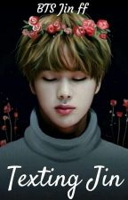💬Texting Jin💌[Jin X Reader ] by shashini_12