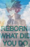REBORN! WHAT DID YOU DO? cover