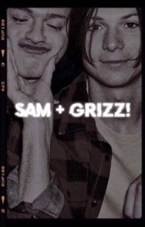 SAM & GRIZZ ( plot shop ) by thesocietynflx