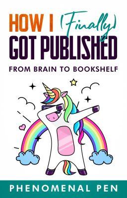 How I (Finally) Got Published