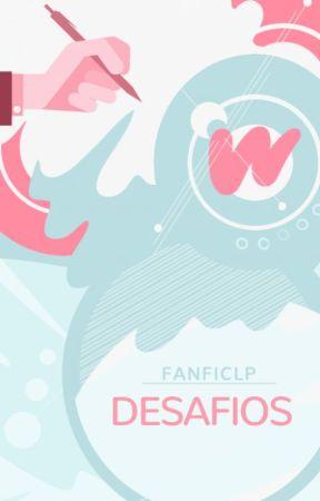 Desafios | Fanfic Língua Portuguesa 🕵🏼 by WattpadFanficLP