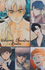 Webcomic Characters x Reader ☆UNDER EDITING☆ by NOONA-SUNBAE