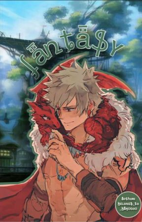 Fantasy Bakugou x Reader by Belongs_To_Bakugou