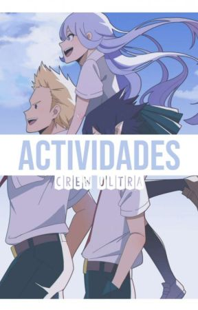 ☁️   ᮫ֻིꪰ↻ ACTIVIDADES. ⿻ crew ultra ⃢۪۪ ⃢்۪۫۫♡゙ by crew___ultra
