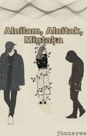 Alnilam, Alnitak, Mintaka by Antannae