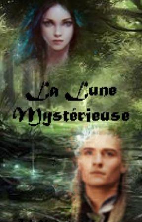 La Lune Mystérieuse by Aube26
