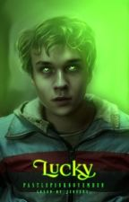 1| Lucky! ▸ Draco Malfoy ( GOBLET OF FIRE. ) by pastelpinknovember