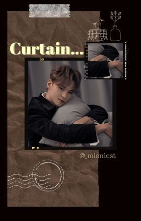 Curtain || WOOZI by _mieniest